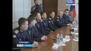Шесть ребят из Чувашии стали выпускниками Сызранской Военно-воздушной академии