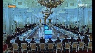 Губернатор Ставрополья принял участие в заседании Госсовета РФ