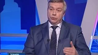 В.Голубев: для развития экспорта зерна из Ростовской области не хватает судов