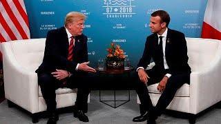 Саммит G7: проверка на единство