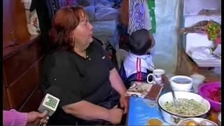 Мать одиночка, которая лишилась дома на пожаре, просит собрать детей к школе