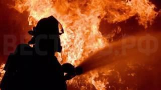 Пожар в Бабаевском районе закончился трагедией