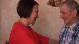 90-летний юбилей отметил ветеран ВОВ Александр Шарко(РИА Биробиджан)