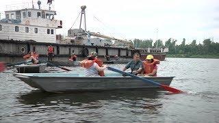 Воспитанники Уфимского детского морского центра отправились в шлюпочный поход