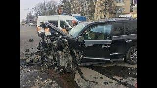 Новая подборка аварий и ДТП #12 // Апрель 2018