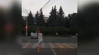 Победа сборной России заставила ставропольчан танцевать прямо на дорогах
