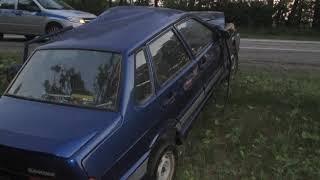 Ночью в Переславском районе столкнулись два автомобиля, есть пострадавшие