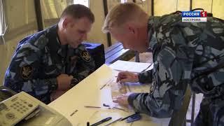 В Костроме прошла совместная тренировка сотрудников ФСИН, полиции и Росгвардии