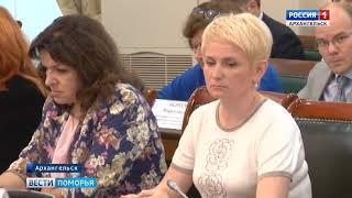 Прошедшим выборам в Поморье сегодня дал оценку и губернатор