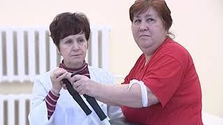 В госпитале ветеранов после ремонта открылось отделение реабилитации