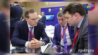 В Сочи прошла встреча премьера Дагестана с замминистра промышленности и торговли РФ