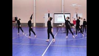 Эстетическую гимнастику в регионе планируют вывести на новый уровень