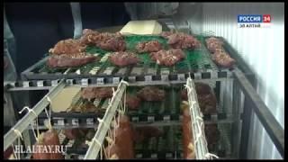 В Шебалино открыли цех по производству мясных изделий