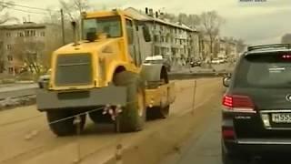 Реконструкция Краснореченской