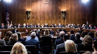 Теория лжи. О чем говорит поведение и мимика Форд и Кавано на слушаниях в Сенате США