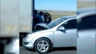 В Михайловке столкнулись шесть автомобилей