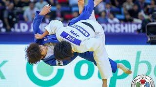 Чемпионат мира по дзюдо в Баку: триумф брата и сестры Абе…