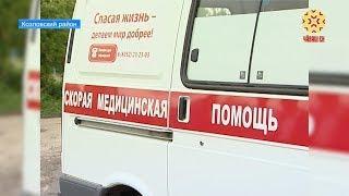 В  Чувашии появился трассовый пункт скорой медицинской помощи.