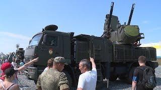Непробиваемый панцирь нашей страны: в Саранске прошла выставка новейших образцов вооружения