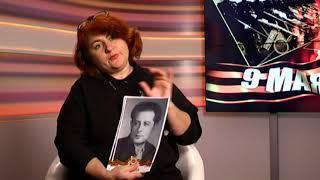 """Программа """"Портрет победы"""" Жаккелина Орлова ."""