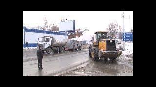 """Со льдом """"растает"""" тротуар. """"Прямая речь"""" от 19.02.2018"""