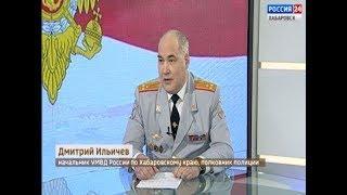 Интервью с Дмитрием Ильичевым