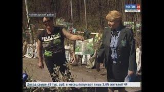 Россельхознадзор остерегает садоводов от покупки саженцев на стихийных рынках вдоль дорог