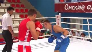 Финальный турнир Всероссийской летней универсиады по боксу