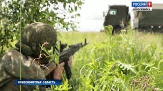 Спецназ взял в плен главаря боевиков в лесах под Новосибирском