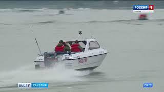 На Ладожском озере поймали браконьеров