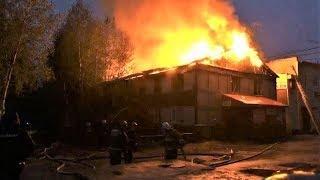 В одном микрорайоне Нефтеюганске за неделю сгорело 2 дома