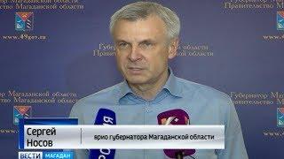Глава региона Сергей Носов рассказал о встрече с Владимиром Путиным