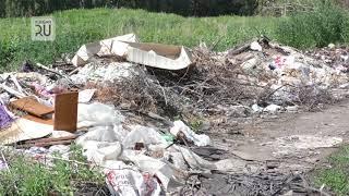 В селе Каширино после выхода статьи взялись за уборку мусора