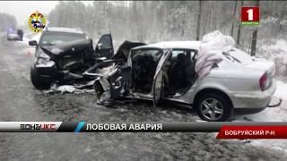 Погодные условия могли стать косвенной причиной смертельного ДТП в Бобруйском районе. Зона Х