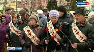 Непокорённые дети войны: бывшие узники концлагерей из Алтайского края рассказали свои истории