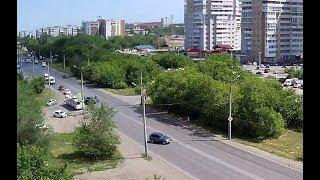 ДТП ул. Дианова, ул. Лисицкого. 08.07.2018