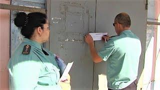 В Югре предприниматель снял двери, чтобы судебные приставы не смогли их опечатать