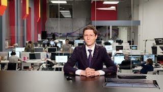Выпуск новостей в 20:00 CET с Романом Перлом и Лизой Каймин