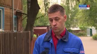 Костромские газовики вышли в рейд по установке приборов учета