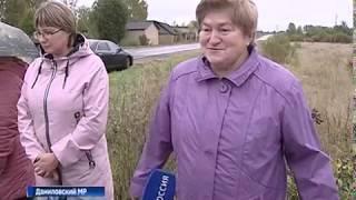 В деревню Семлово Даниловского района придет газ