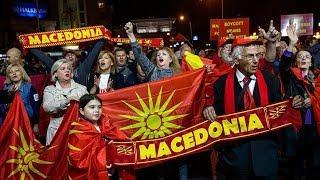 «Референдум изначально затевался как большой обман». Станет ли Македония «Северной»?