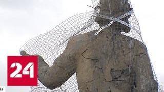 Опасные статуи в Москве: судьба исторического декора - Россия 24