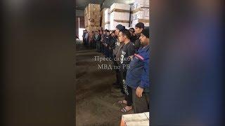 В подпольном цехе в Башкирии 36 рабочих-нелегалов производили алкоголь