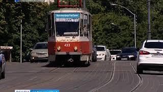 Калининградскому трамваю исполнилось 72 года