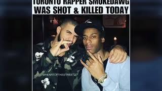 Drake's Artist Smokedawg Shot & Killed in Toronto Drake responds