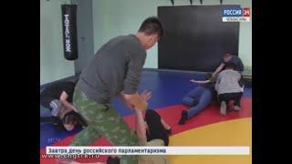 Полицейские республики взяли шефство над воспитанниками Детской полицейской академии