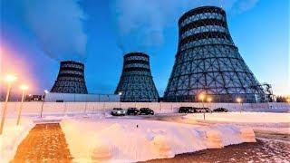 В Нягани реконструируют ГРЭС, чтобы она стала ещё более экологичной
