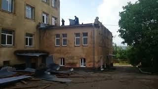 Ураган в Кисловодске оставил без света более 20 тысяч человек
