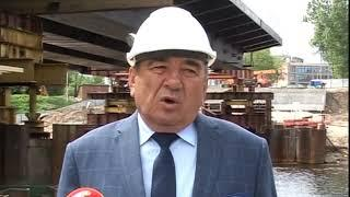 В Ярославле начался последний этап надвижки Комсомольского моста