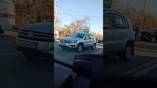 Последствия аварии с 5 авто